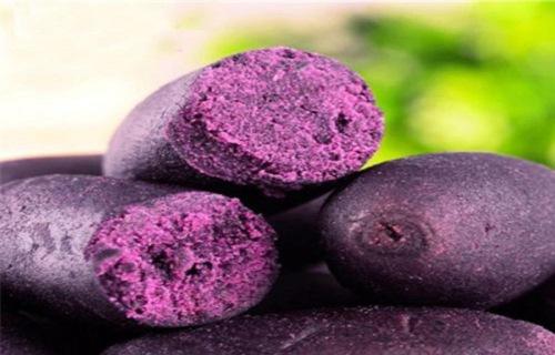 北京紫薯熟丁口味新鲜