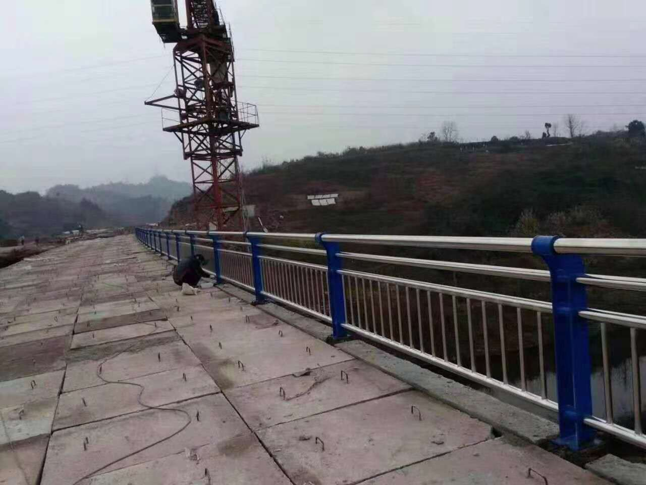 昌平不锈钢复合管栏杆每米价格