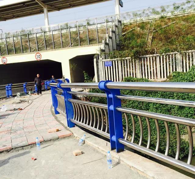 北京景观桥梁护栏