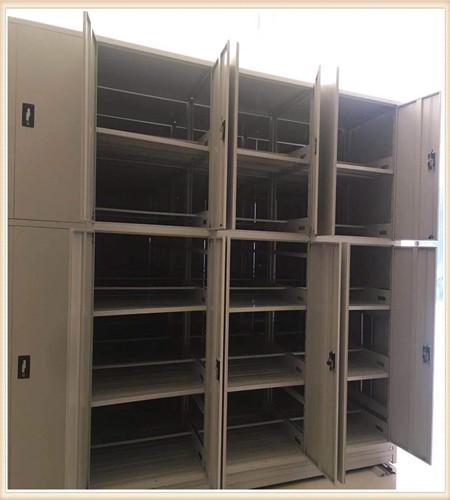 北京档案盒密集柜寄存柜