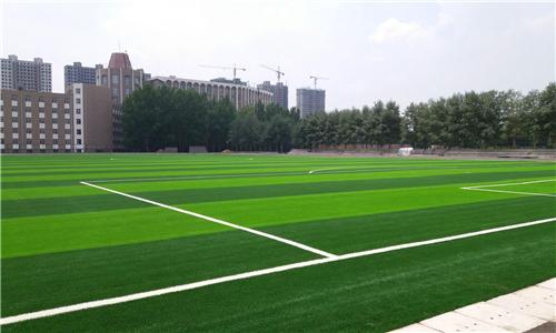 濮阳园林公司铺设塑胶网球场施工方案