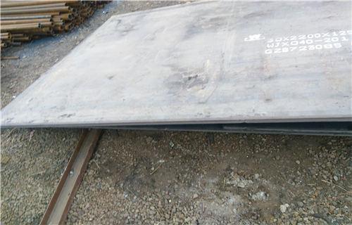 北京DH32钢板耐磨性能