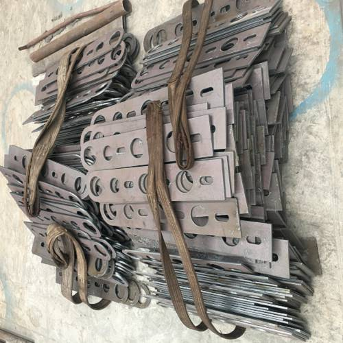 北京镀锌喷塑钢板立柱