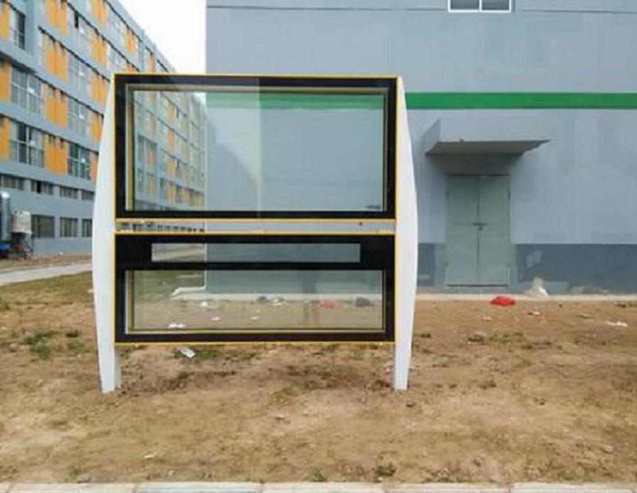 北京电子阅报栏户外广告机品牌厂家