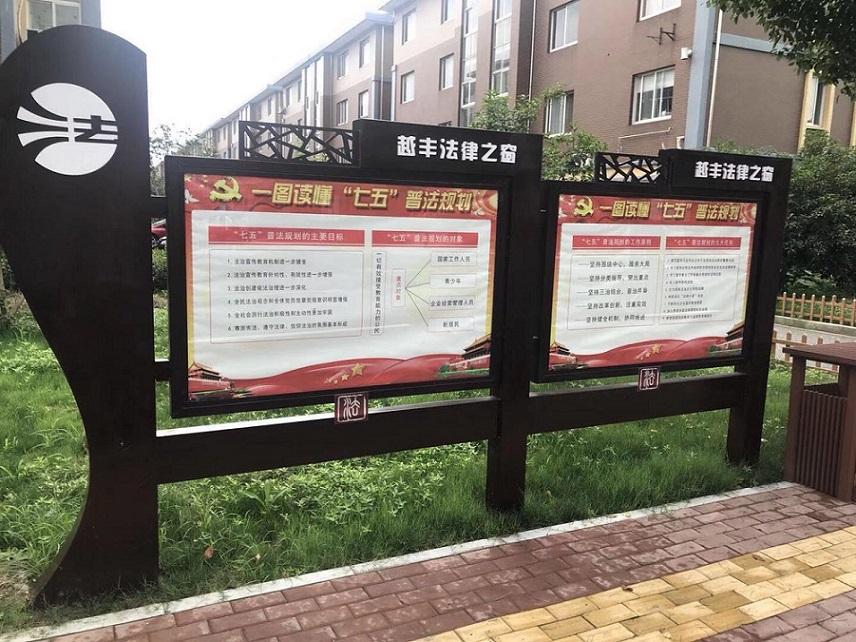 北京宣传栏公交候车亭滚动灯箱宣传栏一站式定制厂家