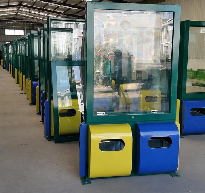北京城市垃圾箱环卫垃圾桶零售