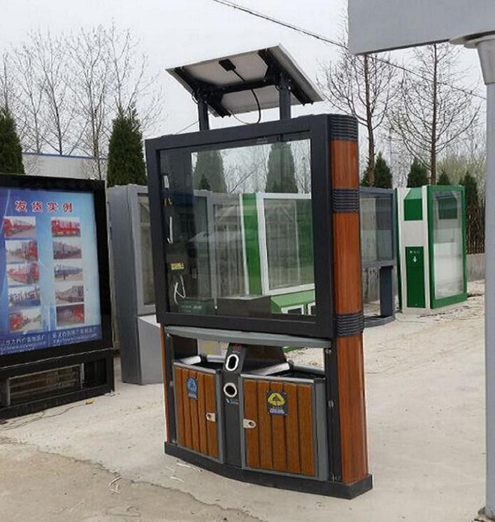 北京广告垃圾箱垃圾桶厂家