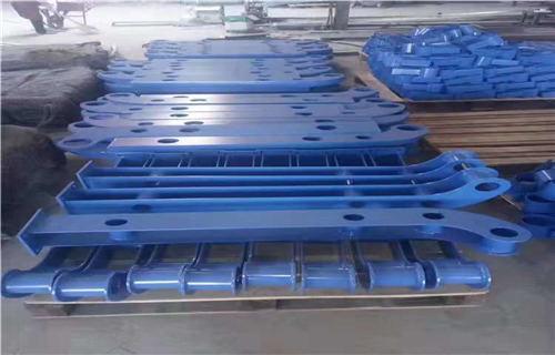 北京Q235钢板立柱产品图片
