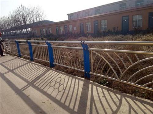 北京不锈钢景观护栏杆安装简便
