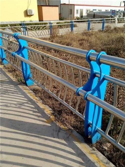 北京景观不锈钢桥梁护栏报价