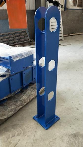 北京不锈钢复合管道路护栏造型可定制
