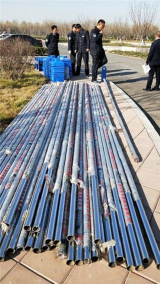 北京复合不锈钢管护栏防腐防锈