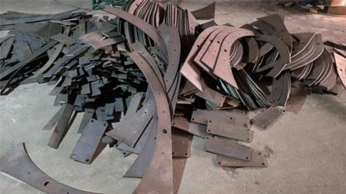 北京不锈钢碳素钢复合管栏杆造型可定制