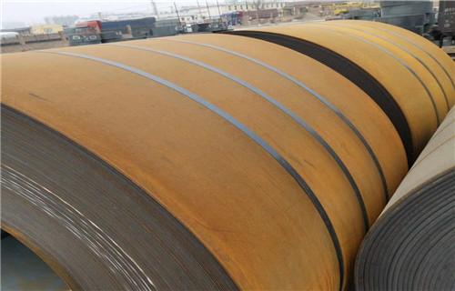 北京市顺义区锈黄钢板厂家直销