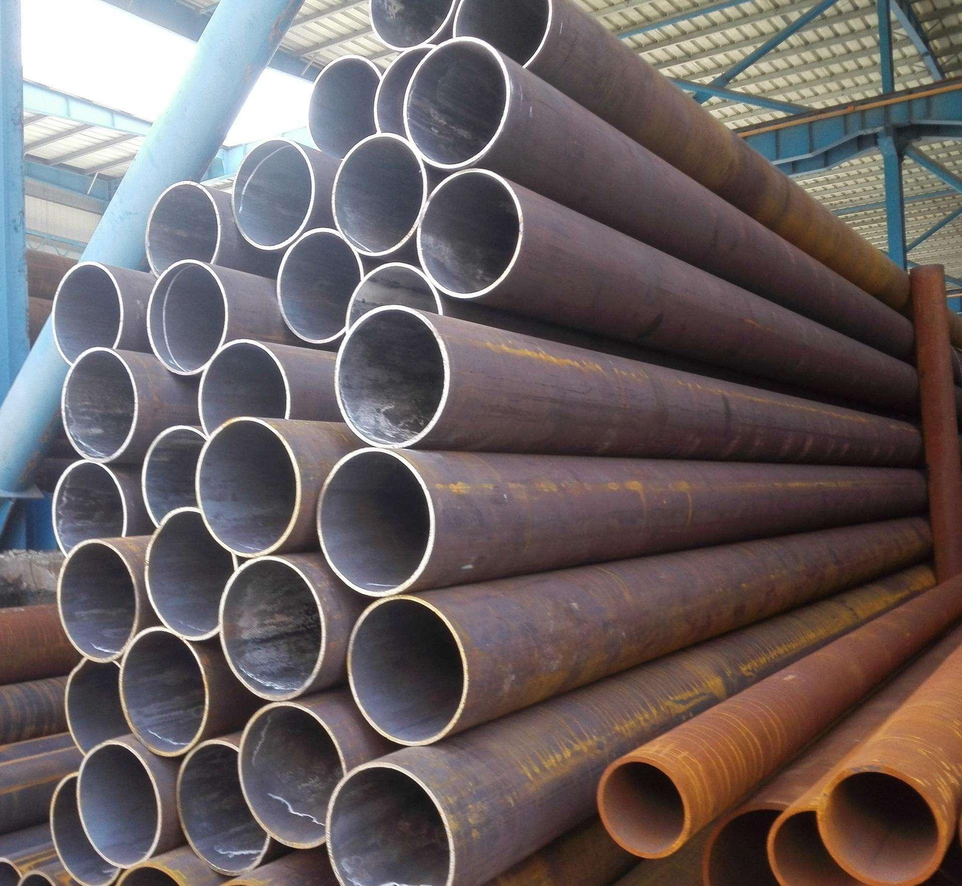 海西Q345B冷拉钢管价格现货