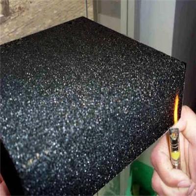 乐山泡沫玻璃保温板-楼顶保温泡沫玻璃板厂家报价