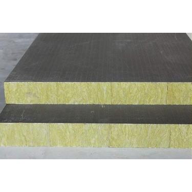 乌海岩棉保温板-防火锡箔纸岩棉板每平米价格