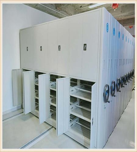 朝阳移动档案文件架产品的性能与使用寿命