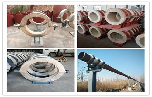 北京管道隔热管托标准