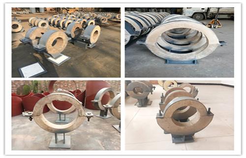 北京隔热蛭石滑动管托优质产品