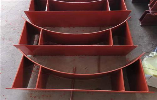 北京热力管道托架尺寸规格表