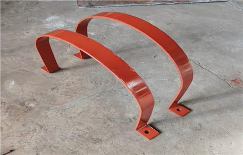 北京双排螺栓管夹报价