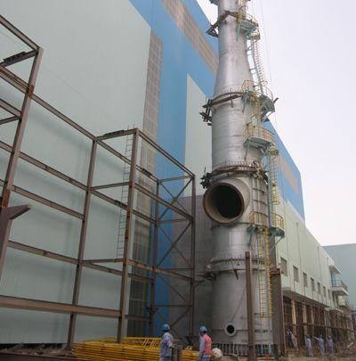 北京砖烟囱裂缝维修费用