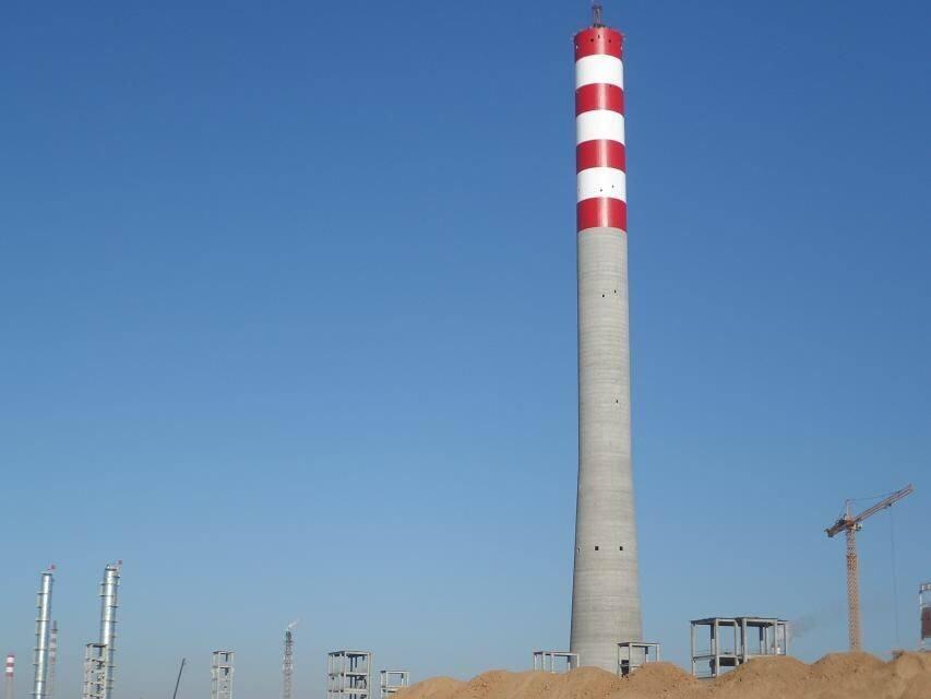 北京90米混凝土烟筒拆除公司