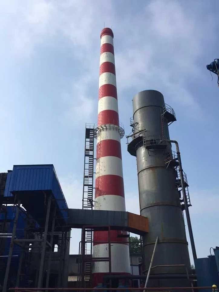北京烟囱刷色环公司欢迎访问