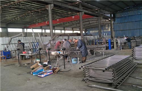 76*3.5不锈钢复合管朝阳鑫海达复合管厂