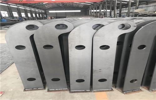 湖北省鄂州防撞护栏定尺加工