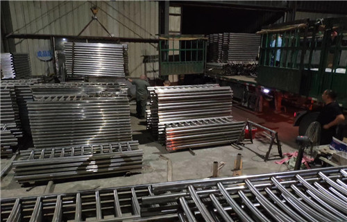 青海省海西道路防护栏杆定尺加工