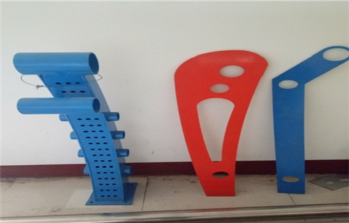 北京不锈钢碳素钢复合管栏杆样式新颖