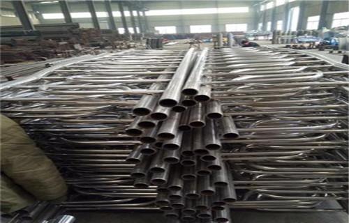 北京201不锈钢立柱巧夺天工