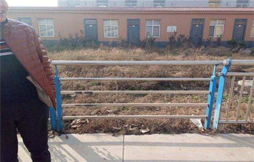 北京不锈钢道路交通栏杆报价询问