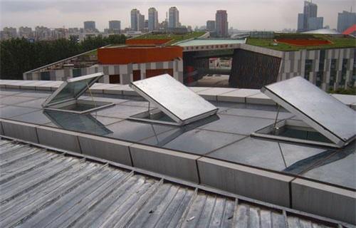 海西排烟天窗 通风气楼  厂家安装定制