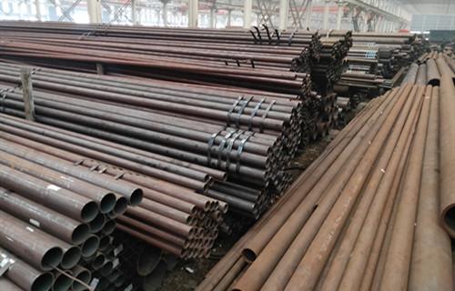 洛阳市A3钢管Q345E无缝管40cr钢管