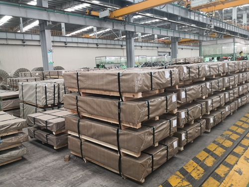 滁州TS350GD宝钢结构彩涂