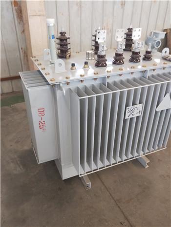罗江油浸式变压器生产厂家-罗江变压器供应厂家