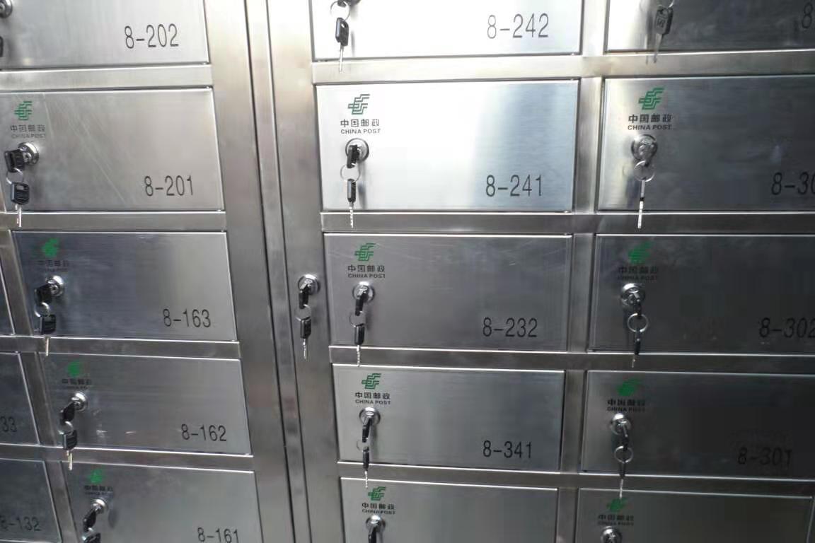 西宁小区信报箱不锈钢信报箱