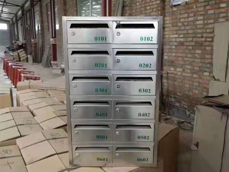 庆阳不锈钢信报箱不锈钢信报箱