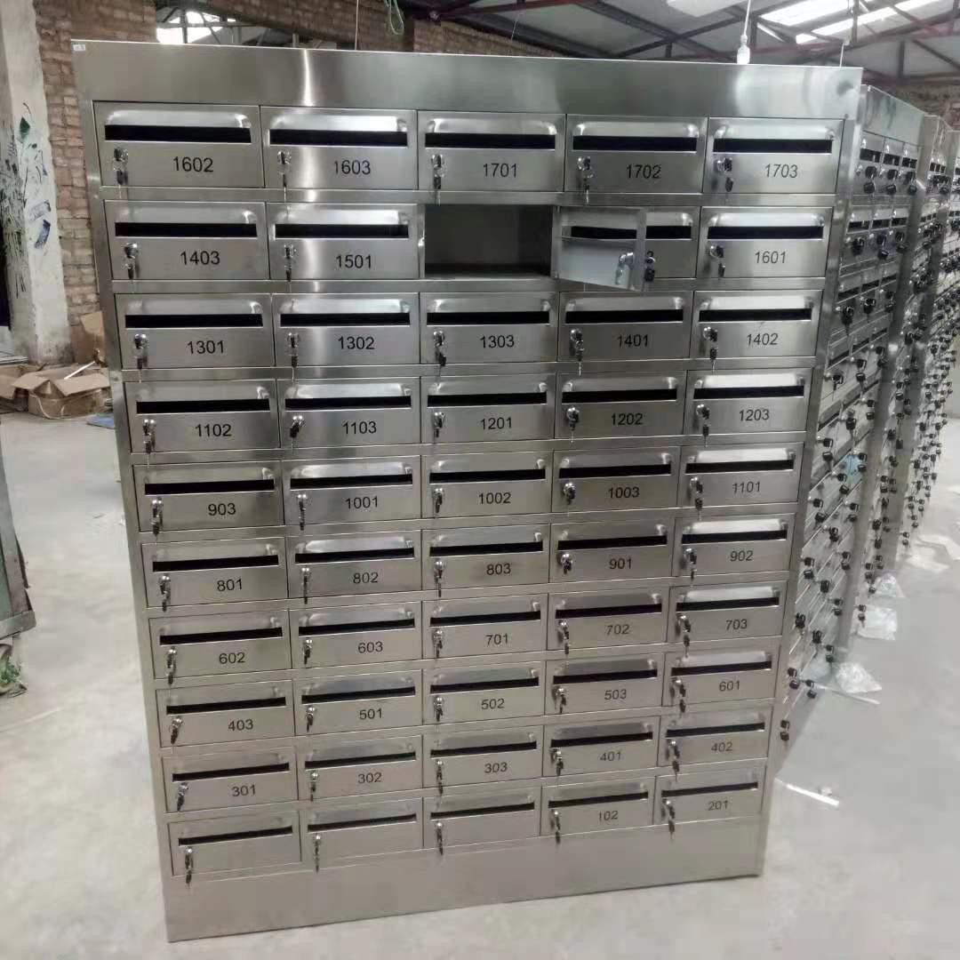 玉树不锈钢信报箱不锈钢信报箱
