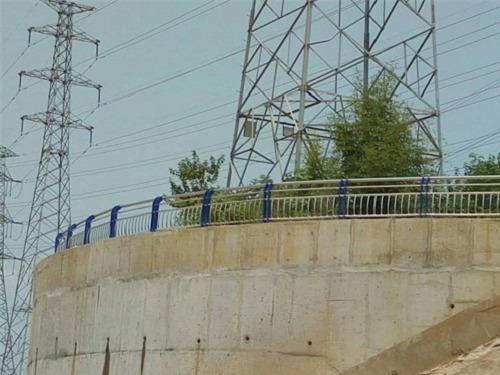 朝阳桥梁景观不锈钢栏杆工艺稳定