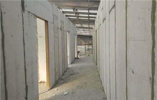 聊城临清轻质隔墙板生产基地