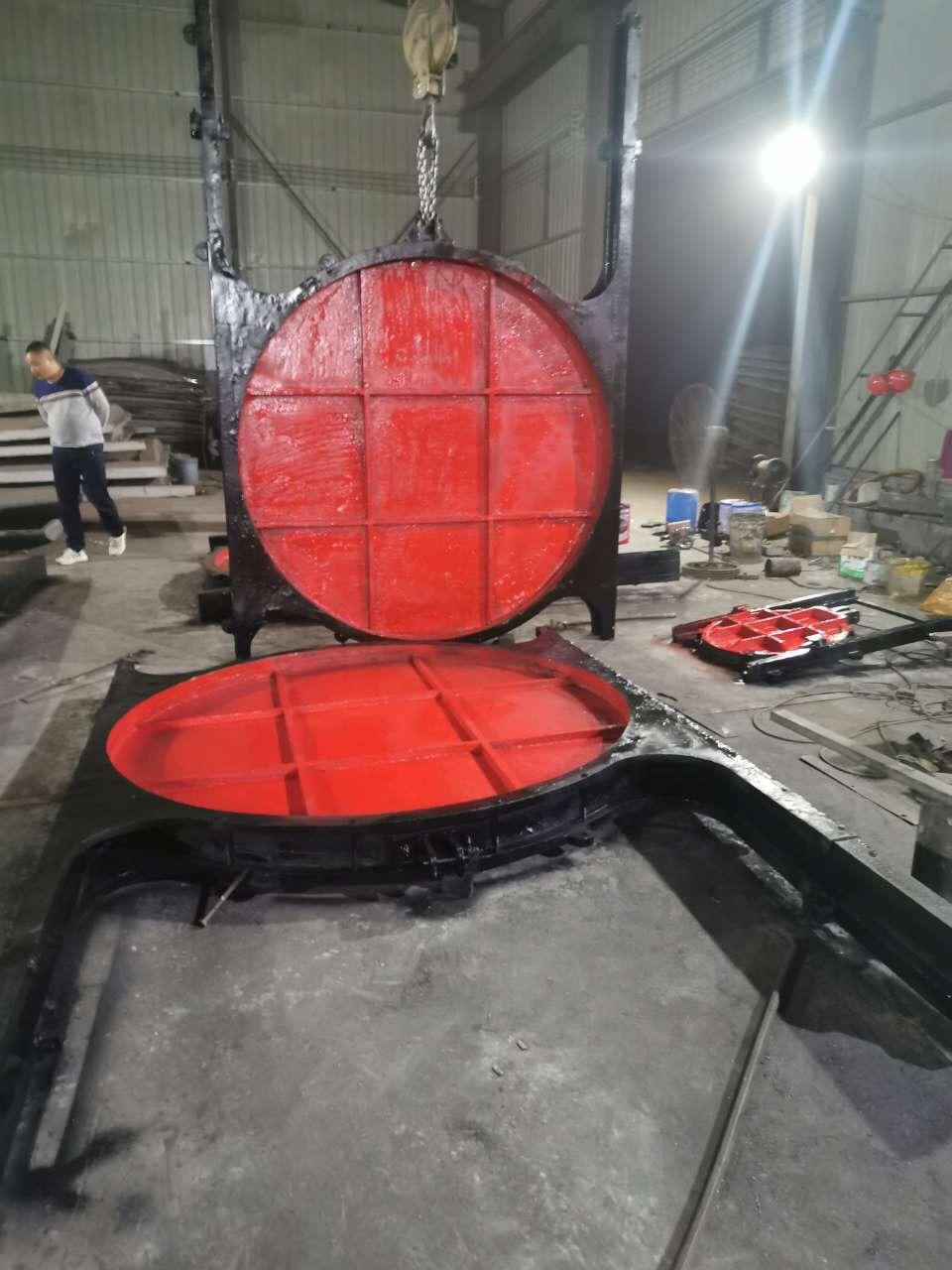 山东青岛市莱西平板铸铁闸门厂家