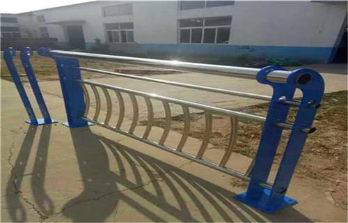 朝阳不锈钢碳素钢桥梁护栏安装便捷