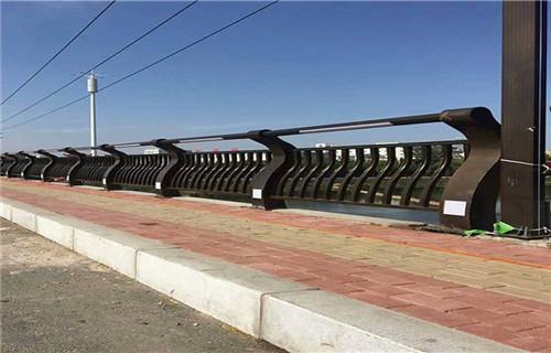朝阳桥梁不锈钢护栏安装便捷