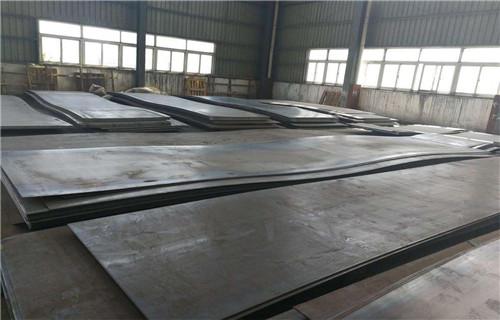 黑龙江省齐齐哈尔克山50crv钢板15年行业经验