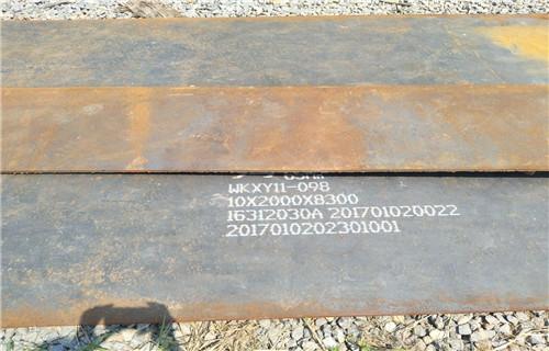 广西省玉林容县鞍钢65mn热轧高强板零切 加工中群特种钢板