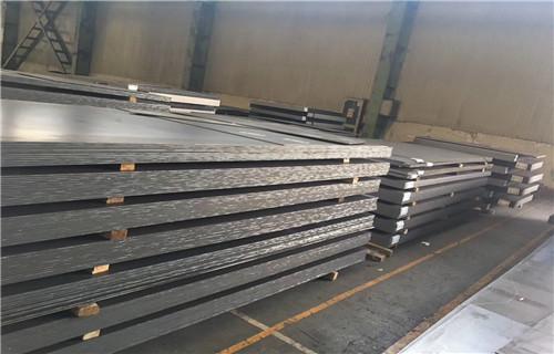 西藏省日喀则吉隆鞍钢60Si2Mn钢板非标尺寸定做中群特种钢板